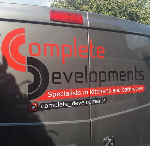Vehicle graphics in Wolverhampton